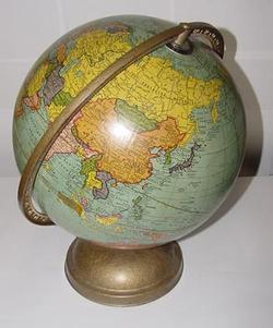 "cram 12"" political globe  - greaves and thomas make a diverse range of terrestrial globes, globes of the world, world globe, world globes, celestial globes, planetry globes, lunar globes, customised globes, customised world globes, customised globes of the world, paper globes, replica globes,"